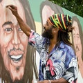 Bob Marley Mausoleum Nine Mile  Jamaica