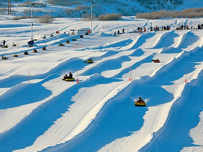Utah Olympic Park Park City Utah United States