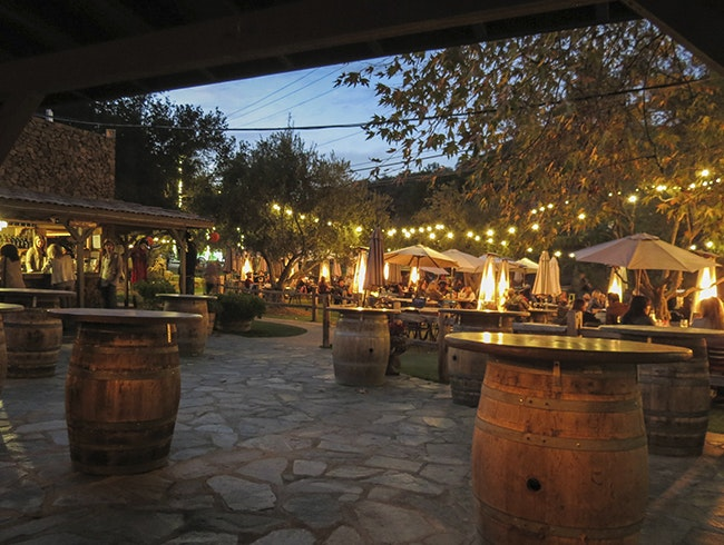 A Wine Tasting Wonderland in Malibu