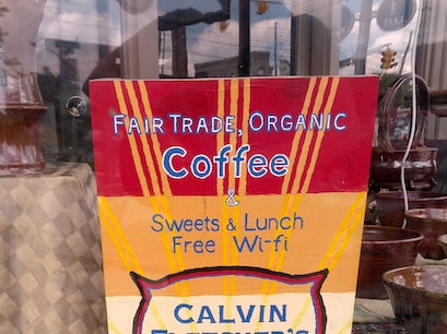 Calvin Fletcher's Coffee Co Indianapolis Indiana United States