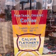 Calvin Fletcher's Coffee Co