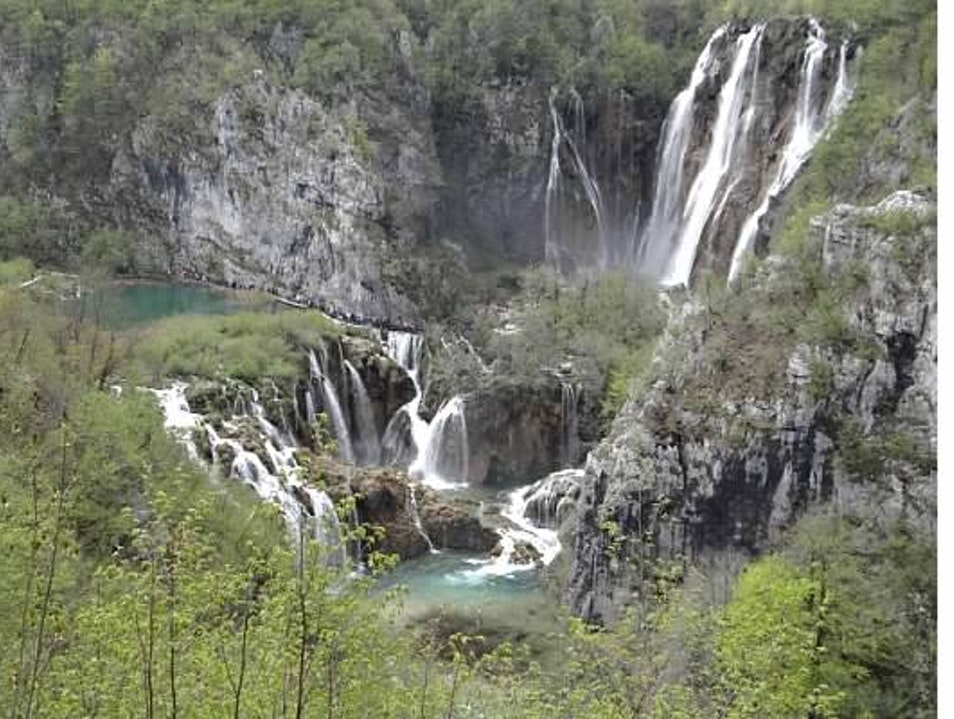 Out of this World - Plitvice Lakes Gornji Babin Potok  Croatia