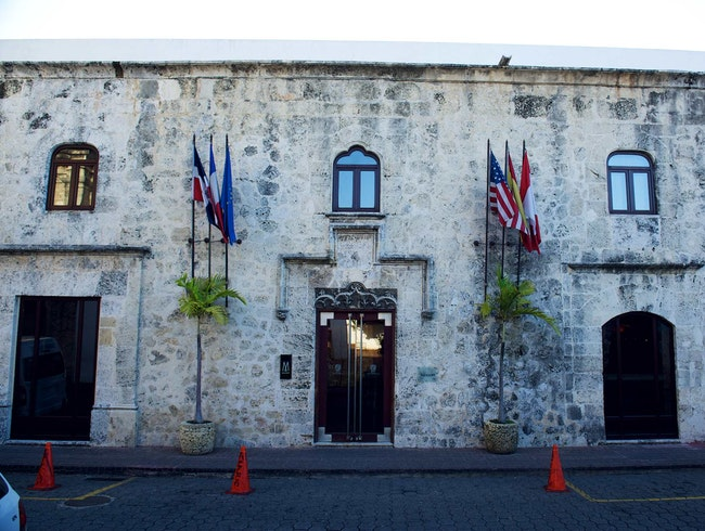 Sleep in the Founding Father of Santo Domingo's House