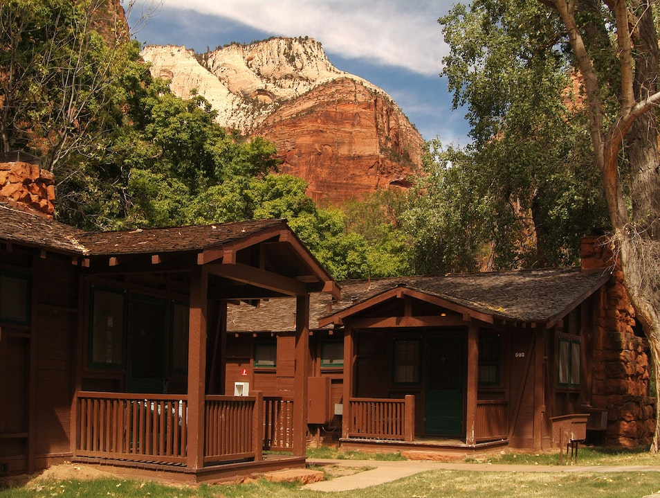 Sleep Like a Summer Camper in Zion National Park