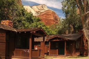 Zion National Park Lodge