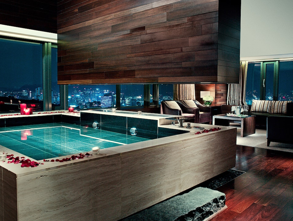 Banyan Tree Club & Spa Seoul Seoul  South Korea