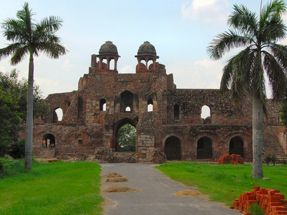 Purana Qila New Delhi  India