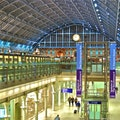 St Pancras International London  United Kingdom