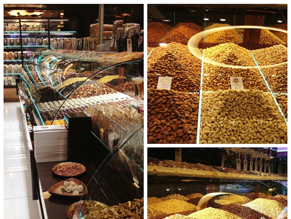 More Like Jewelry than Snack Food Istanbul  Turkey