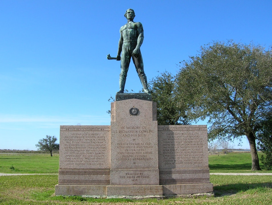 Sabine Pass Battleground State Park Port Arthur Texas United States