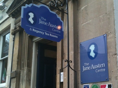 Jane Austen Center Bath  United Kingdom