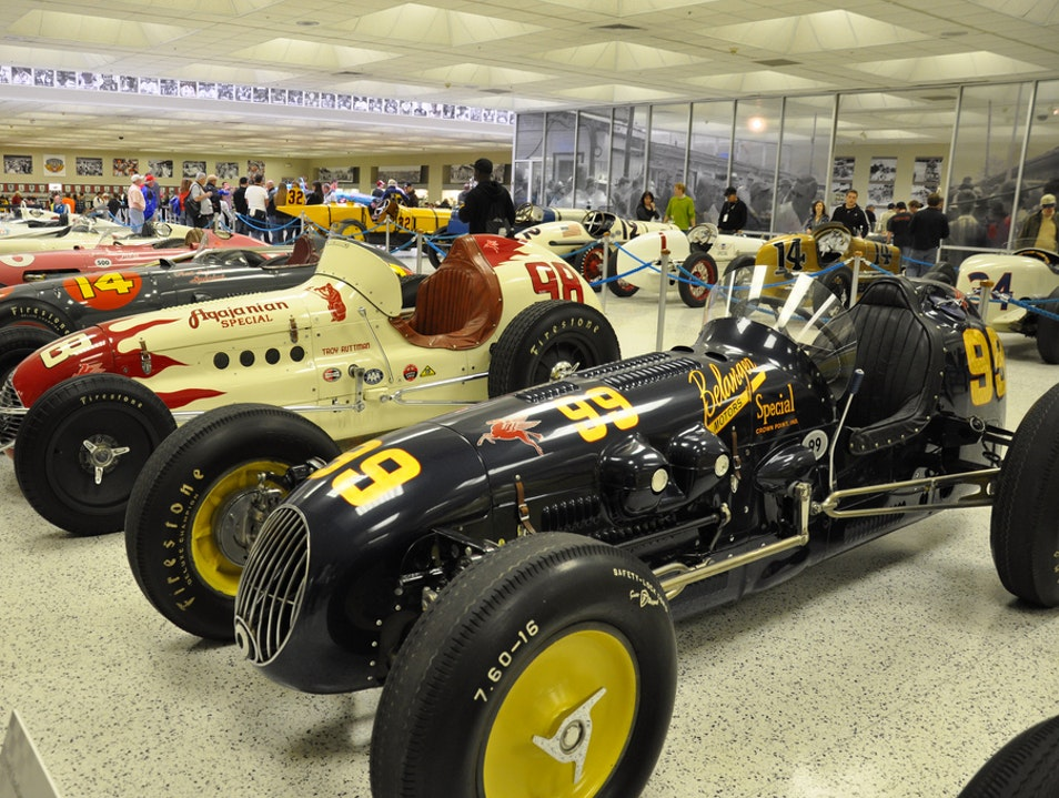 The Grand Prix of Racing Museums Indianapolis Indiana United States