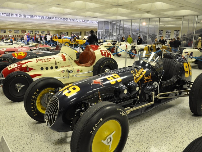 The Grand Prix of Racing Museums