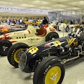 Indianapolis Motor Speedway Hall of Fame Museum Indianapolis Indiana United States