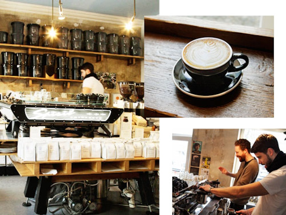 One of Berlin's Best Coffee Shops Berlin  Germany