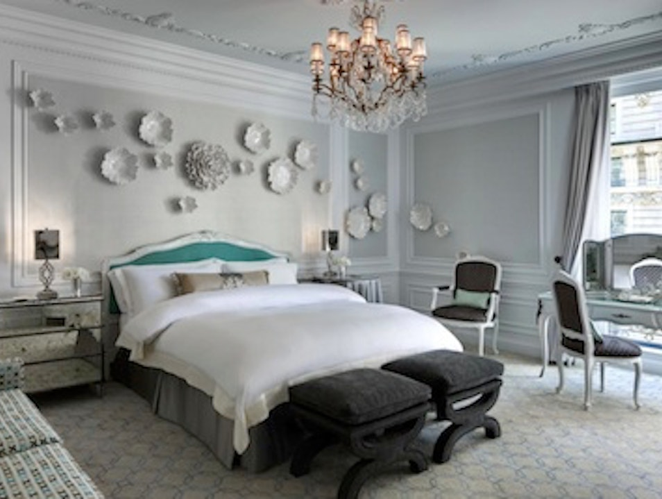 Tiffany Suite at the St. Regis New York, New York City New York New York United States