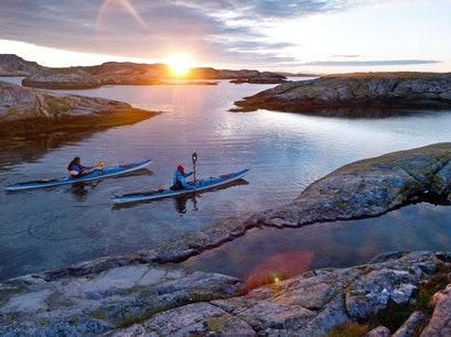 Unique Kayaking Ramsö  Sweden