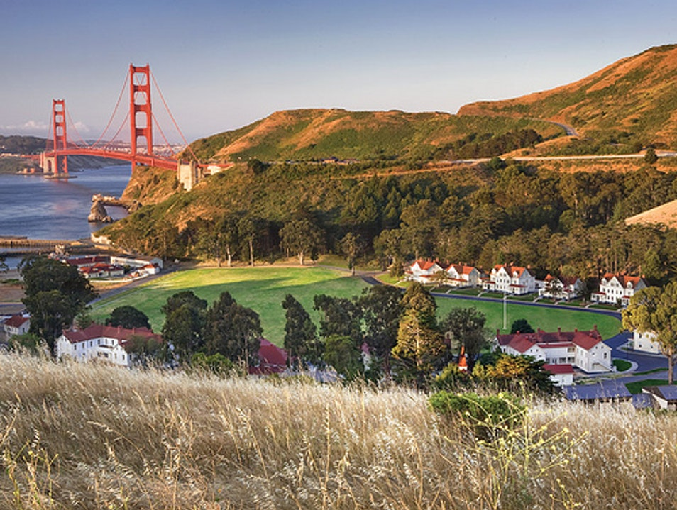 Golden Gate Getaway  San Francisco California United States