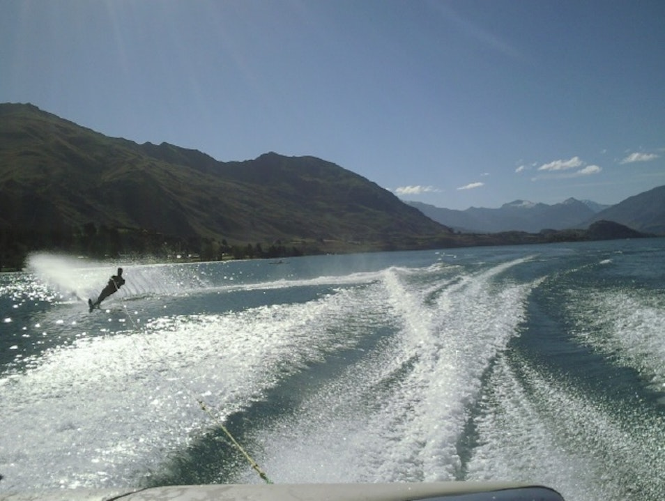Adrenaline: Hitch Hiking onto Waterskis