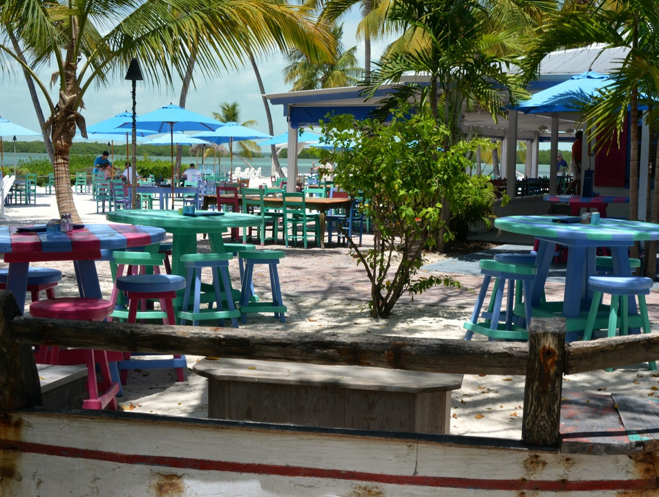 A Keys Cafe Islamorada Florida United States