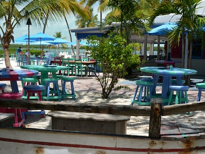 Morada Bay Beach Cafe, MM81 BS, Islamorada Florida United States