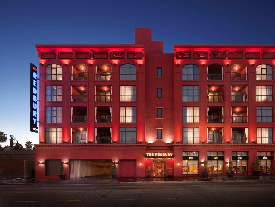 Get the Old Hollywood Experience Staying at the Redbury Hotel Los Angeles California United States