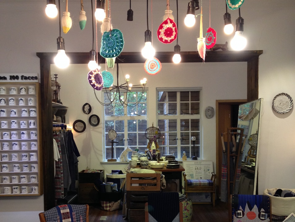 A Shop for Kitschy Handmade Goods Shanghai  China
