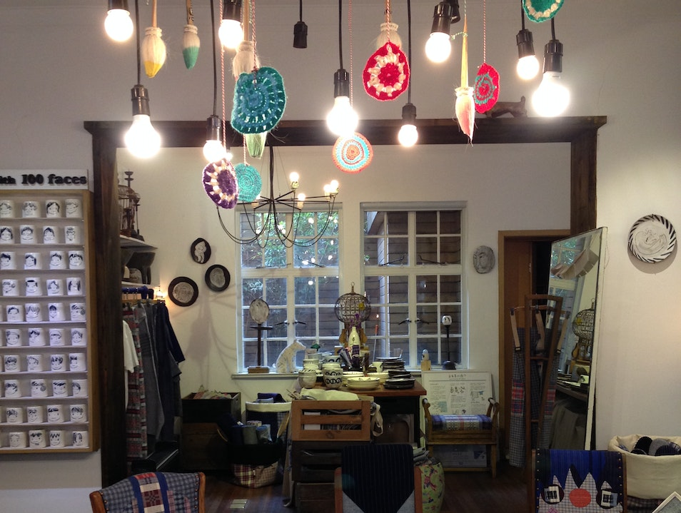 A Shop for Kitschy Handmade Goods