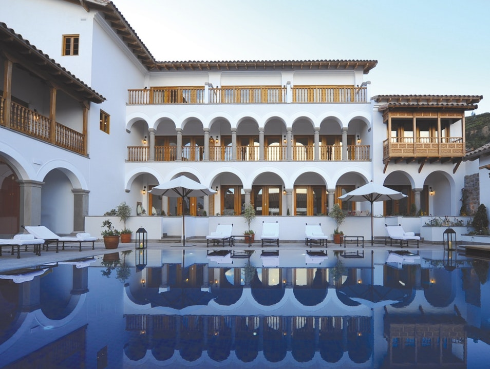 A Spot for Indulgence in a Former Convent in Cuzco