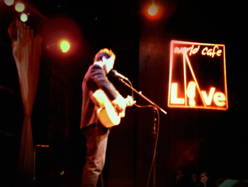 Philly's best venue for live music