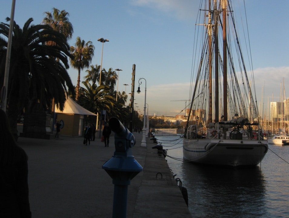 Barcos in Barca