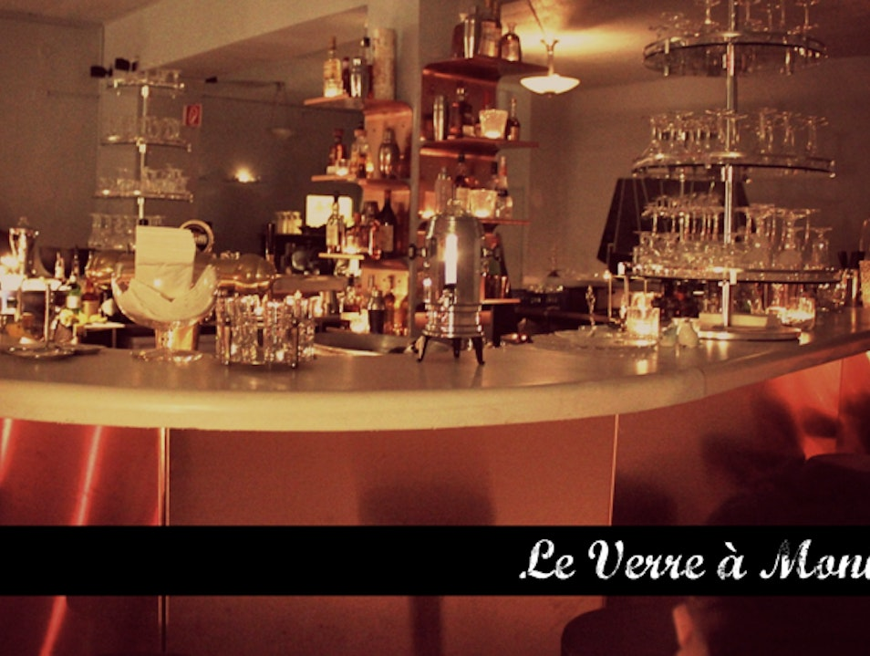 Le Verre à Monique: Geneva's Best Cocktail Hour Genève  Switzerland