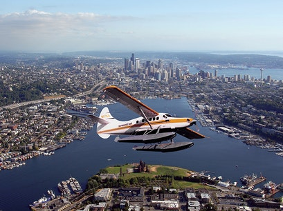 Kenmore Air Seattle Washington United States