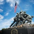 U.S. Marine Corps War Memorial Arlington Virginia United States