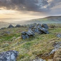 Dartmoor National Park Princetown  United Kingdom