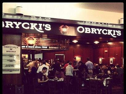 Obrycki's Seafood Restaurant & Bar Baltimore Maryland United States