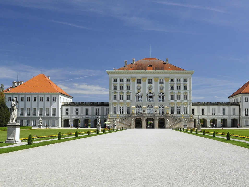 Nymphenburg Palace Munich  Germany