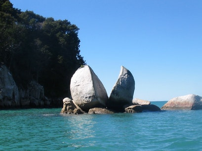 Abel Tasman National Park Marahau  New Zealand