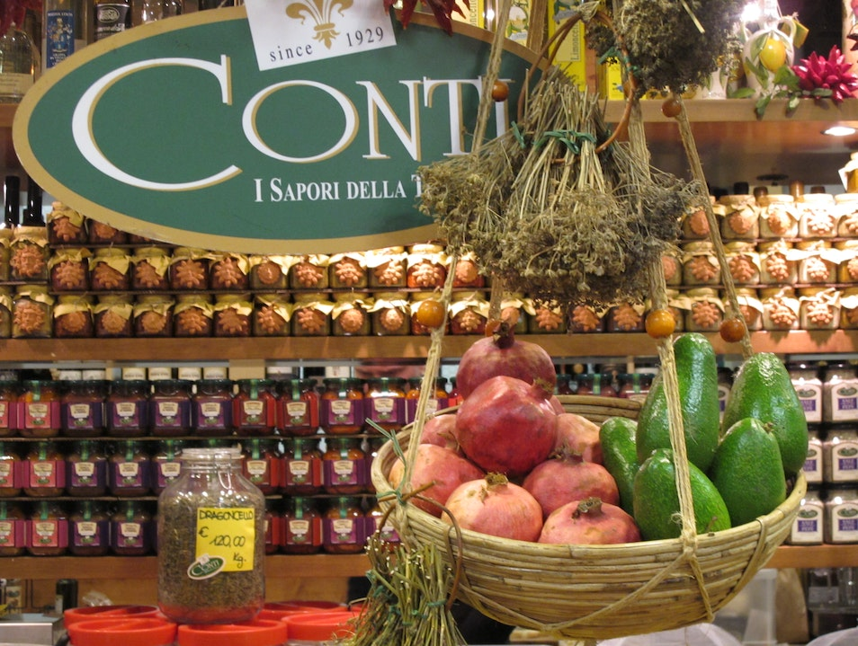A Feast for the Senses at Mercato Centrale in Florence, Italy