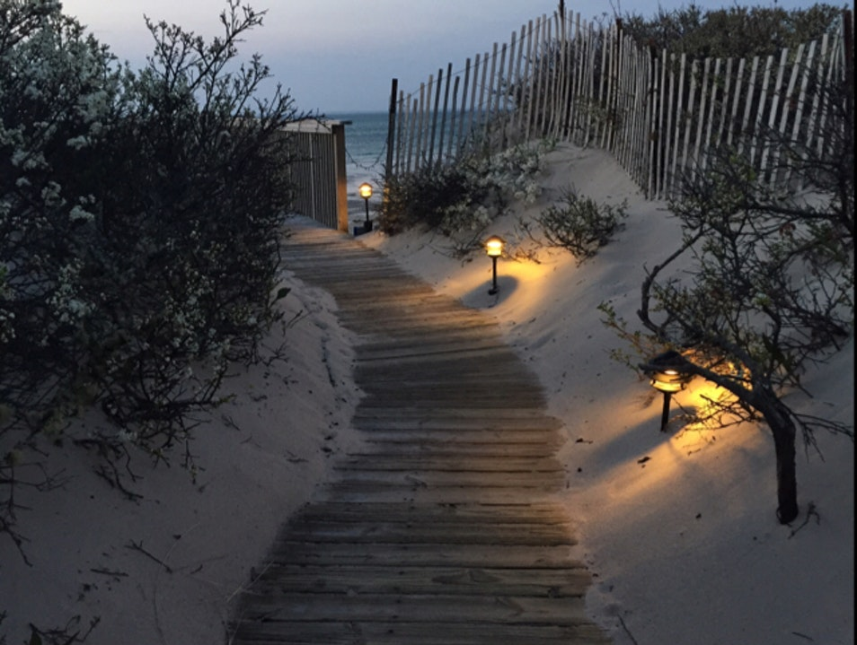 Beach Meanderings Brewster Massachusetts United States