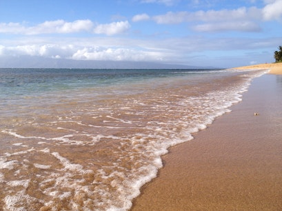 The Beach at the Westin Resort and Spa Lahaina Hawaii United States