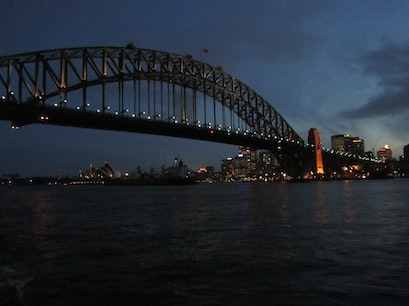 Sydney Harbor Dawes Point  Australia
