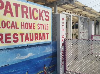 Patrick's Local Homestyle Restaurant  Saint George's  Grenada