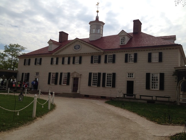 Mount Vernon By Morning