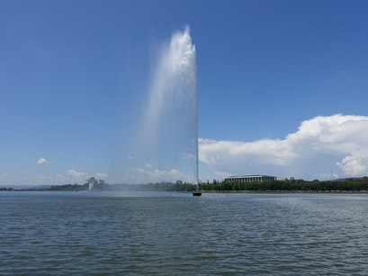 Lake Burley Griffin Acton  Australia