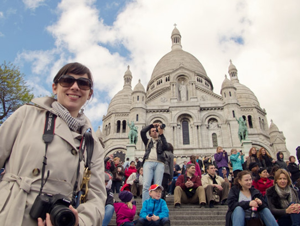 Discovering Monmartre