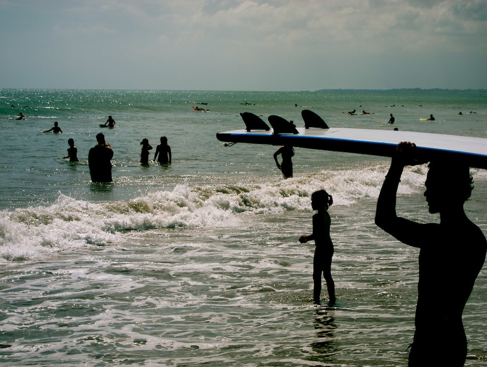 Impossibly Good Surfing Kuta  Indonesia