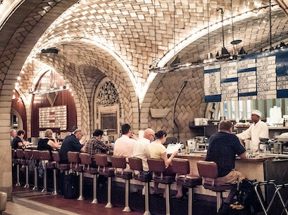 Grand Central Oyster Bar New York New York United States