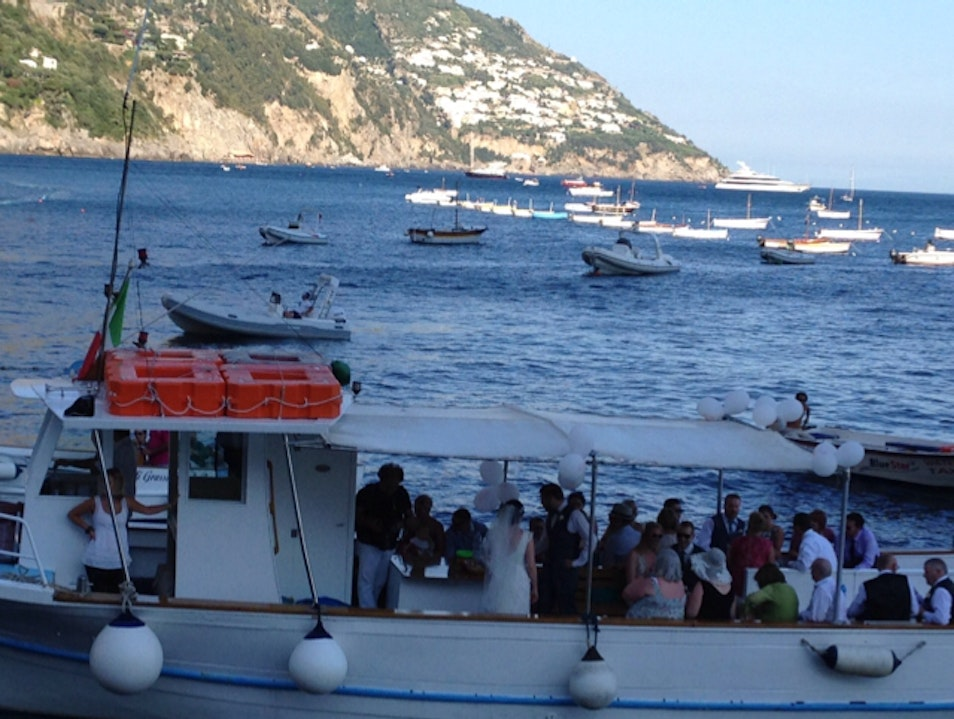 The easy way out! Yes it's Positano the dream Positano  Italy
