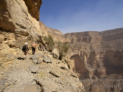 Jebel Shams Jabal Shams  Oman